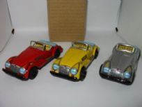 Tin-Plate Sports Cars